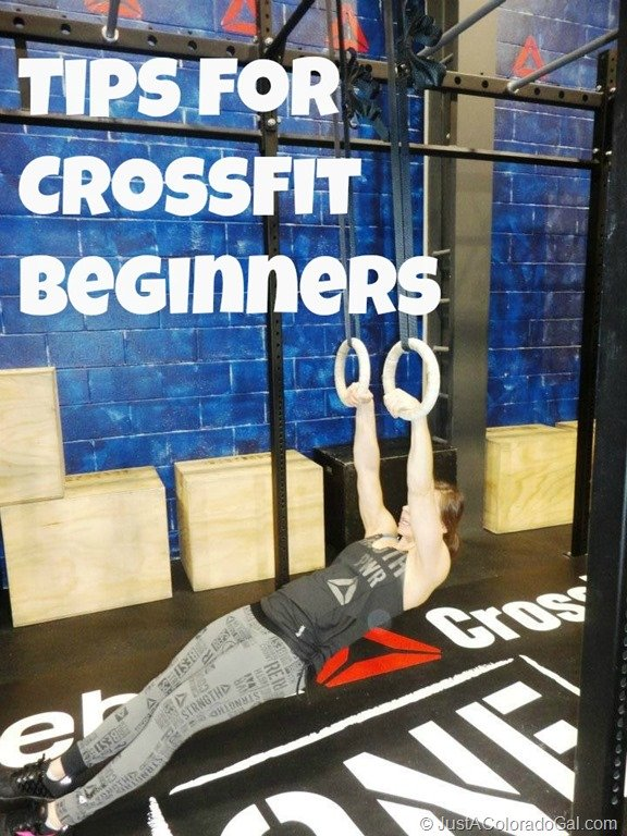 CrossFit Tips for Beginners -Just a Colorado Gal