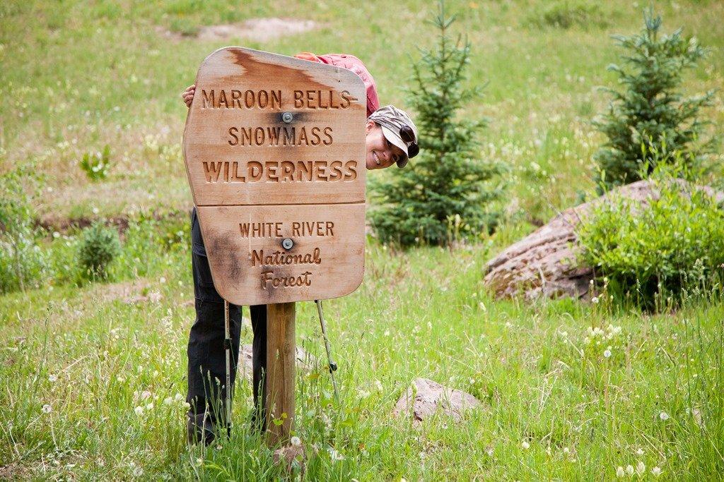 Capitol Peak via the Ditch Trail: Part One -Just a Colorado Gal