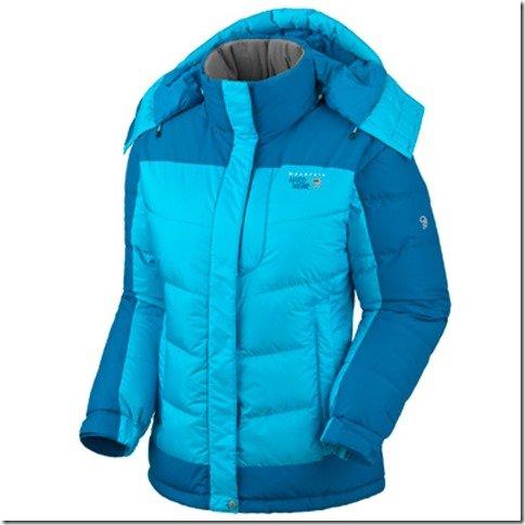 Chillwave Jacket - W - Oasis Blue w/ Jewel