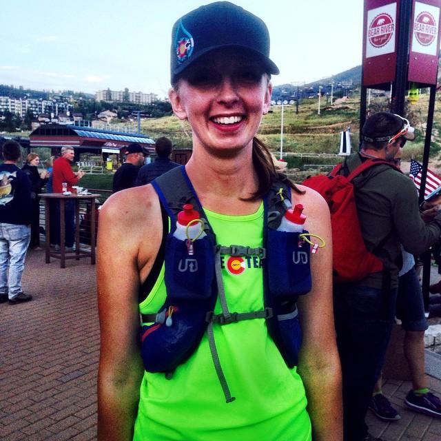 After 102.5 miles, @runaroundaroo finished #RRR100!! #runabler
