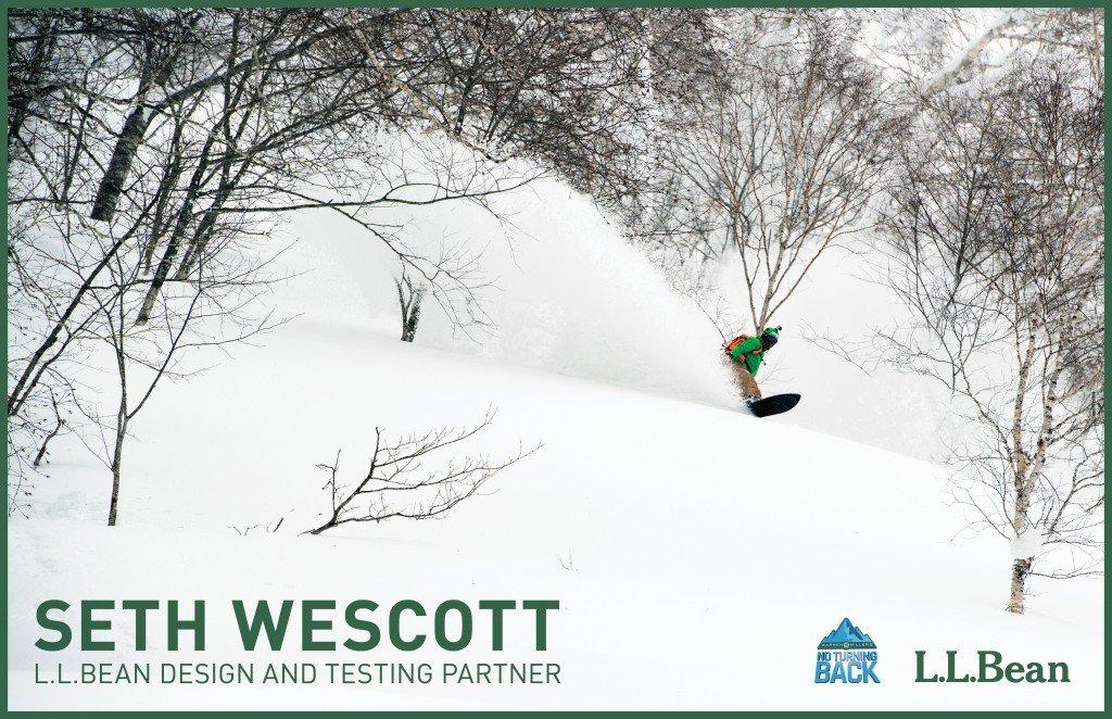 Seth Wescott WM poster