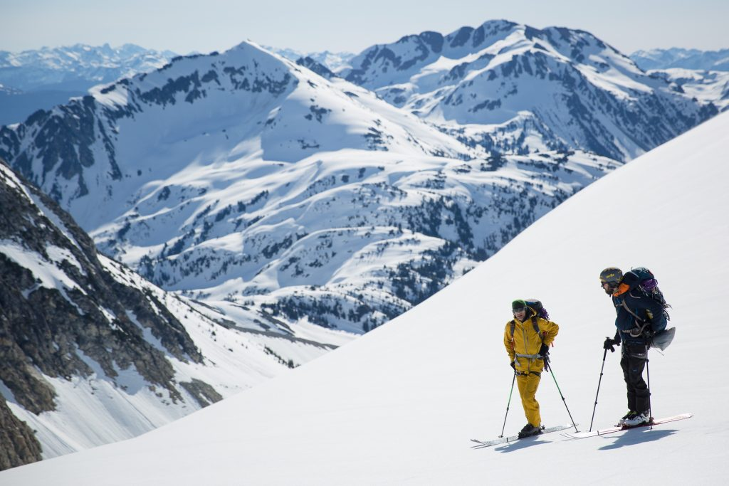 Backcountry Skiing for Beginners