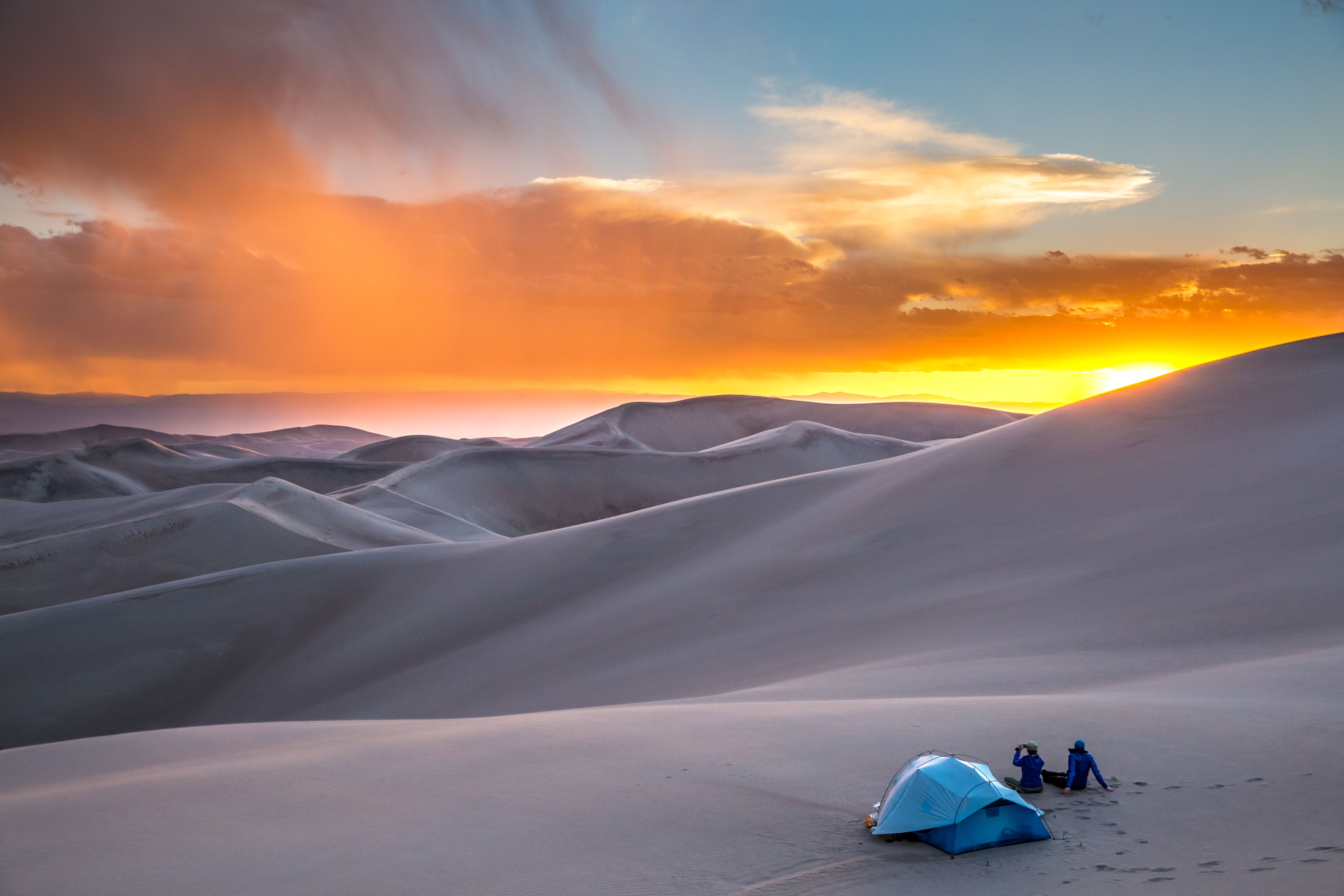 A trip to the Great Sand Dunes National Park | FOX31 Denver |Great Sand Dunes National Park