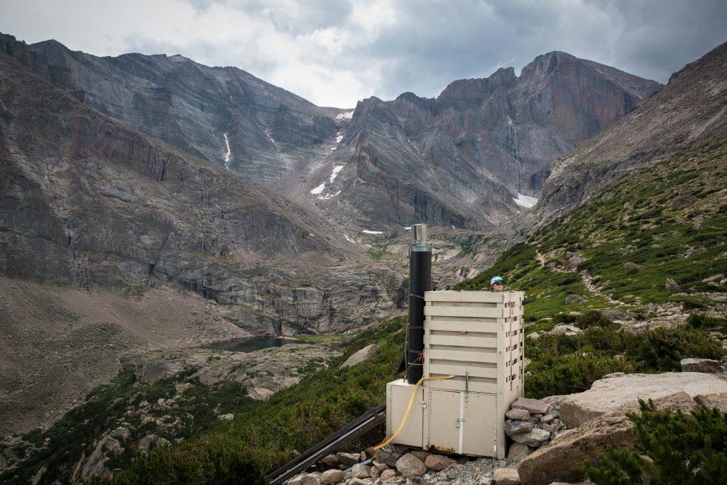 Longs Peak, Colorado: Hiking 14,000 Feet Along the Keyhole ...