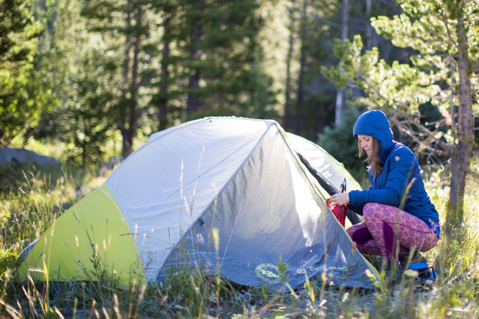 Just a Colorado Gal & How to Choose the Best Tent for Backpacking -Just a Colorado Gal