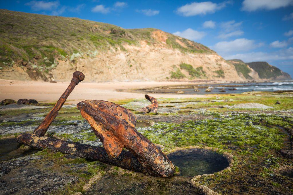 Wreck Beach, Australia
