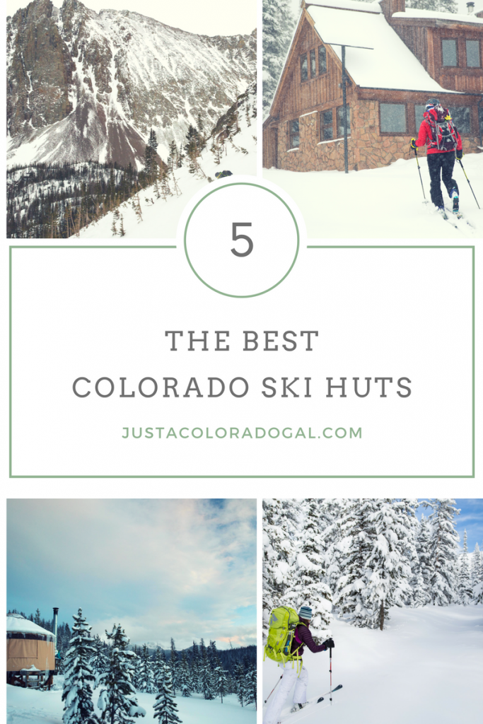 Colorado Ski Huts