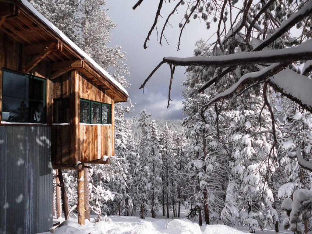 Colorado Ski Huts