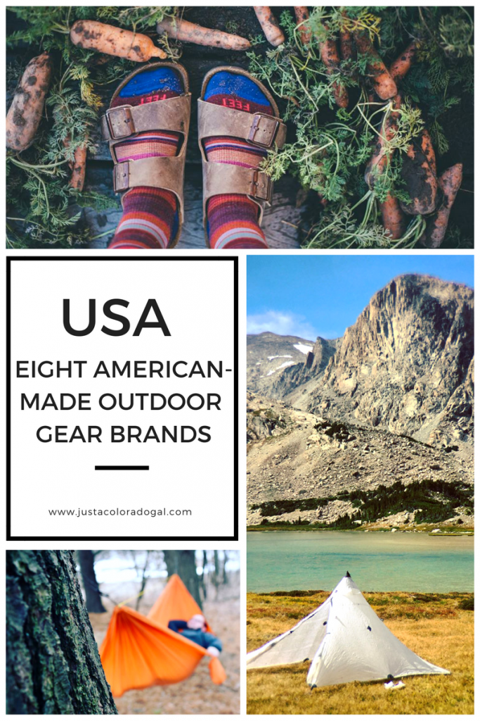 USA Made Outdoor Gear