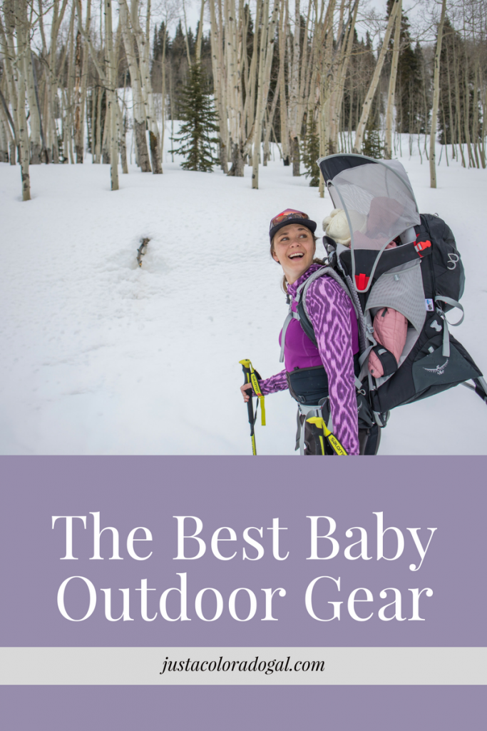 baby outdoor gear